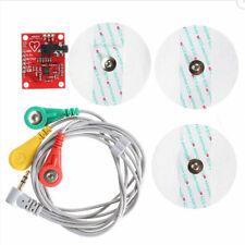 AD8232 ECG Heart Monitor Measurement Kit Sensor Module Pulse Single Lead Arduino