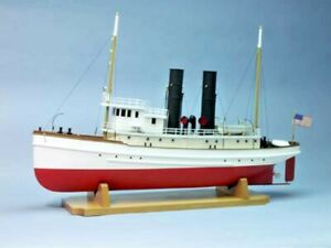 Dumas The Lackawanna Tug 1/48 Model Boat Kit (1251) JP5501794 *RARE STOCK*