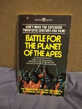 Battle for the Planet of the Apes by David Gerrold (Paperback, 1973)
