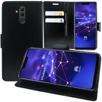 "Etui Coque Housse Portefeuille Rabat Cuir PU Huawei Mate 20 Lite 6.3""/ Maimang 7"