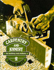Very Good, Carpentry and Joinery for Building Craft Students 2, Brett, P, Book