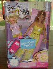 Barbie and Kelly Sleepover Girls Walmart Exclusive - Brand New