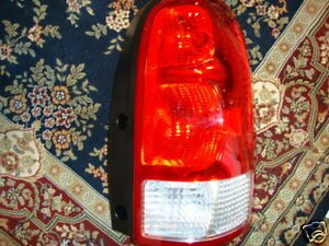 CHEVROLET UPLANDER 2WD EXT WHEELBASE TAIL LAMP ASSEMBLY 2007 ,2006