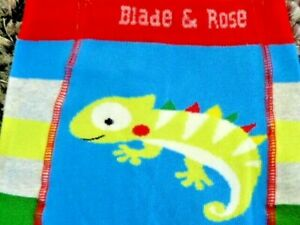 Blade & Rose Baby Toddler Organic Chameleon Leggings Age 2-3