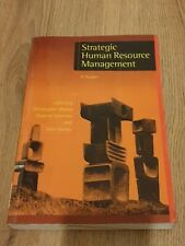 Strategic Human Resource Management: A Reader by SAGE Publications Inc (Paperba…