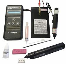 Tri Electronics Diamond and Gold Testing Kit GXL 24 PRO & Diamond Pro Testers
