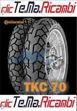 COPPIA GOMME MOTO 110 80 19 59V 150 70 17 69V CONTINENTAL TKC 70 BMW TURISMO