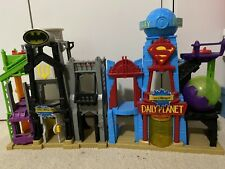 imaginext DC Batman Superman Toy