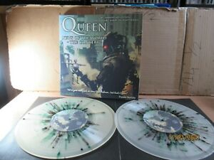 "Queen - News Of The World (CODA) 40th Anniversary Marbled Vinyl 2 x 10"" LP"