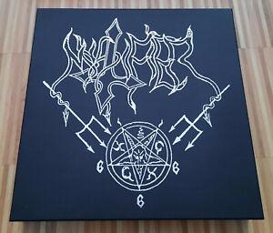 "MYSTIFIER ""Baphometic Goat Worship"" Vinyl Box Set BLACK METAL DEATH METAL"