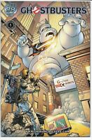 GHOSTBUSTERS: LEGION VOL 1 #1 GRAHAM CRACKERS VARIANT NM 2004 LIM TO 1,000 W/COA