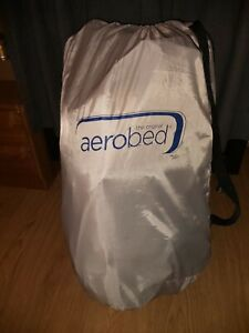 The Original Aerobed with Headboard & Pump King Size