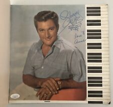 Liberace Signed Autograph Program Booklet w/ Piano Drawing JSA - FREE PRIORITY!