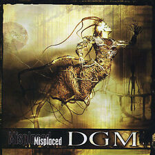 DGM - MISPLACED NEW CD