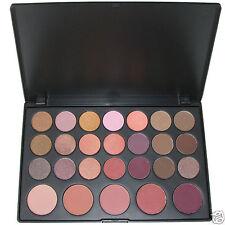 Professional 26 Color Eye SHADOW & BLUSH Palette Neutral Beauty Makeup Kit