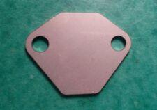 Benzin Pumpe blanko Blindplatte - Alfa Romeo Alfasud Sprint Arna 33 Flat 4 Boxer