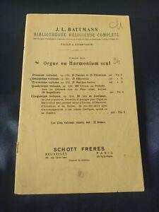 J.L. BATTMANN BIBLIOTHEQUE RELIGIEUSE COMPLETE 1873