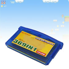 369 in 1 Game Boy Advance Cartridge Storage Many Classical Games GBA Game