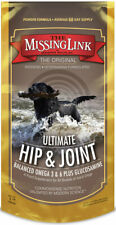 Missing Link Ultimate Hip Joint for Dogs Provides superior joint support 1 lb