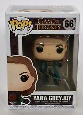 Game Of Thrones Yara Greyjoy Funko Pop Vinyl Figure 66 New