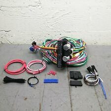 1986 - 2002 Dodge Ram Wire Harness Upgrade Kit fits painless circuit terminal