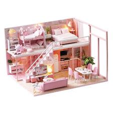casa delle bambole in legno fai da te, casetta delle fiabe, per Bambini - 04