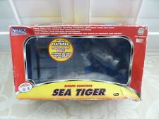 NIKKO Radio Controlled Sea Tiger Submarine - RARE Transparent Model