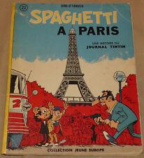 Spaghetti -4- / Spaghetti a Paris  / EO 1964 / M+