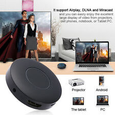 MINI WIFI Q1 Display Dongle TV Stick AV HD Audio DLNA Miracast Receiver Adapter