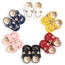 0-18M Baby Girl Lovely Sandals Sneakers Toddler Kid Soft Crib  First Walker Shoe