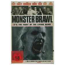 Monster Brawl - Frankenstein : Werwolf - DVD - NEU