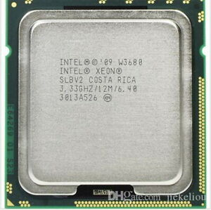 Xeon W3680 SLBV2, 12MB L3 LGA 1366, 3,3 GHz, (inkl.19% MwSt)