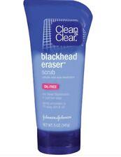 Clean and Clear Blackhead Eraser Scrub Oil Free
