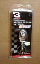 Richard Childress Racing! #3! Connecting Rod/Bottle Opener Keychain! New! A+NR!