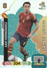 Adrenalyn XL EM2012 - LE03 - Xavi Hernandez - LIMITED EDITION