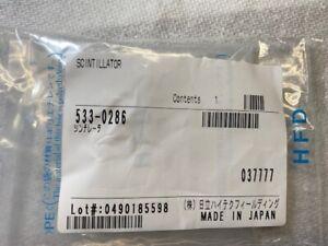 HITACHI SEM SCINTILLATOR  P/N 533-0286, 20 mm, NOS