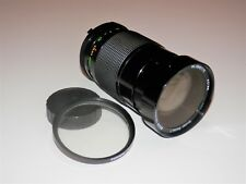 "VIVITAR ""Series 1""  28~90mm Macro Zoom Lens w/Haze Filter & Base Cap"