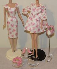 Luncheon Ensemble Silkstone Barbie Complete Fashion Outfit No Doll