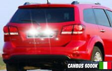 COPPIA LUCI RETROMARCIA 15 LED T20 CANBUS FIAT FREEMONT 6000K NO ERROR