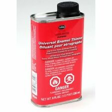 Testers Airbrush Thinner 8oz #8824