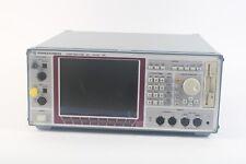 Rohde Amp Schwarz Upl Dc 110khz Audio Analyzer Opts Upl B4 Upl B10 Upl B6 As Is
