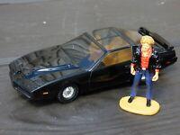 Corgi Knight Rider Kitt & Michael Knight Figure Pontiac Firebird Toy Model Car