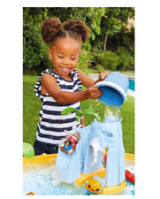 New Little Tikes Island Wavemaker Water Table with Fun Unique Play Stations and