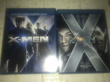 Xmen Blurays: Xmen (2000) And First Class
