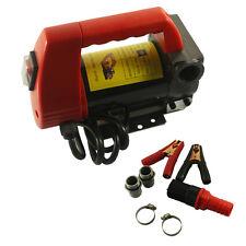 New 12V 175W Biodiesel Kerosene Pump Cast Fuel Oil Diesel Transfer Pump 45L/Min