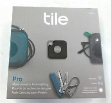 2 X Tile Pro 2018 Tracker - White With Replaceable Battery