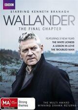 Wallander : Series 4 (DVD, 2-Disc Set) NEW