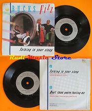 LP 45 7'' BUCKS FIZZ Talking in your sleep Don't think you're fooling cd mc dvd