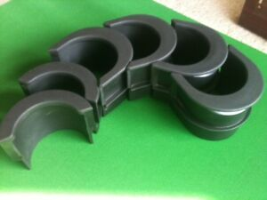 TOUGHENED ENGLISH POOL TABLE Pocket Liners From SUPERPOOL UK