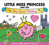 NEW LITTLE MISS PRINCESS and the VERY SPECIAL WEDDING book & STICKERS Bridesmaid